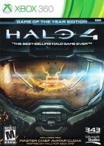 Hra pre Xbox 360 Halo 4 (GOTY)