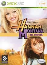 Hra pre Xbox 360 Hannah Montana Movie