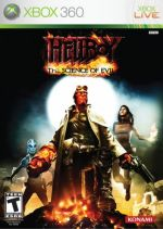 Hra pre Xbox 360 Hellboy: The Science of Evil
