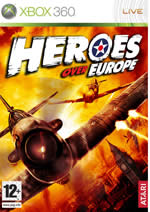 Hra pre Xbox 360 Heroes Over Europe