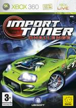 Hra pre Xbox 360 Import Tuner Challenge
