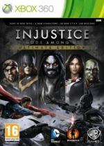 Hra pre Xbox 360 Injustice: Gods Among Us (Ultimate Edition)
