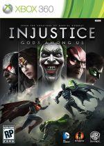 Hra pre Xbox 360 Injustice: Gods Among Us