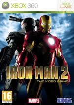 Hra pre Xbox 360 Iron Man 2