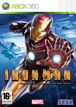 Hra pre Xbox 360 Iron Man