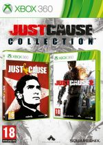 Hra pre Xbox 360 Just Cause Collection (1 + 2)
