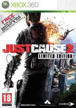 Hra pre Xbox 360 Just Cause 2 (Limitovaná edícia)