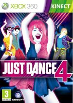 Hra pre Xbox 360 Just Dance 4