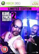 Hra pre Xbox 360 Kane and Lynch 2: Dog Days (Limitovaná edícia)