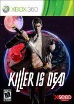 Hra pre Xbox 360 Killer is Dead