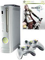 Prislušenstvo pre XBOX 360 XBOX 360 - herná konzola (250GB) + Final Fantasy XIII