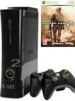 Prislušenstvo pre XBOX 360 XBOX 360 - herná konzola (Elite System) + COD: MW2 + 250GB HDD + 2 ovládače