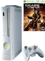 Prislušenstvo pre XBOX 360 XBOX 360 - herní konzole (arcade) + Gears of War 2