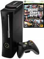 Prislušenstvo pre XBOX 360 XBOX 360 - herná konzola (Elite System) + datadisky GTA IV