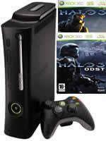Prislušenstvo pre XBOX 360 XBOX 360 - herná konzola (Elite System) + Halo 3 + Halo 3: ODST