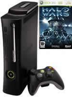 Prislušenstvo pre XBOX 360 XBOX 360 - herná konzola (Elite System) + Halo Wars