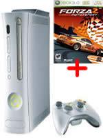 Prislušenstvo pre XBOX 360 XBOX 360 - herná konzola (premium) + hra Forza 2