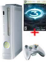 Prislušenstvo pre XBOX 360 XBOX 360 - herná konzola (premium) + Halo 3