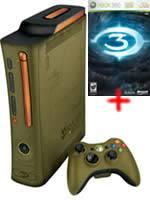 Prislušenstvo pre XBOX 360 XBOX 360 - herná konzola (Mongoose) + Halo 3