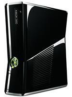 Prislušenstvo pre XBOX 360 XBOX 360 Slim - herná konzola (4GB)