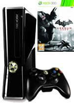 P��slu�enstv� pro XBOX 360 XBOX 360 Slim - hern� konzole (250GB) + Batman 2: Arkham City