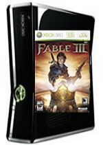 Prislušenstvo pre XBOX 360 XBOX 360 Slim - herná konzola (250GB) + Fable III CZ