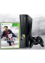 Prislušenstvo pre XBOX 360 XBOX 360 Slim - herná konzola (250GB) + FIFA 14