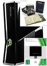Prislušenstvo pre XBOX 360 XBOX 360 Slim - herná konzola (4GB) + 250GB disk + Halo: Reach (Limited Edition)