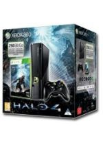 Prislu�enstvo pre XBOX 360 XBOX 360 Slim - hern� konzola (250GB) + Halo 4