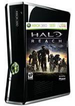 Prislu�enstvo pre XBOX 360 XBOX 360 Slim - hern� konzola (250GB) + Halo: Reach