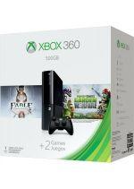 Prislušenstvo pre XBOX 360 XBOX 360 Slim Stingray - herná konzola (500GB) + Fable Anniversary + Plants vs Zombies + 1 mesiac Xbox Live GOLD