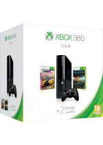 Prislušenstvo pre XBOX 360 XBOX 360 Slim Stingray - herná konzola (250GB) + HALO 4 GOTY + Forza Horizon + 1 mesiac Xbox Live GOLD