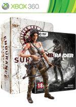 Hra pre Xbox 360 Tomb Raider (Collectors Edition)