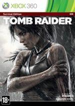 Hra pre Xbox 360 Tomb Raider (Survivor Edition)
