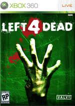 Hra pre Xbox 360 Left 4 Dead