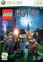 Hra pre Xbox 360 LEGO: Harry Potter Years 1-4