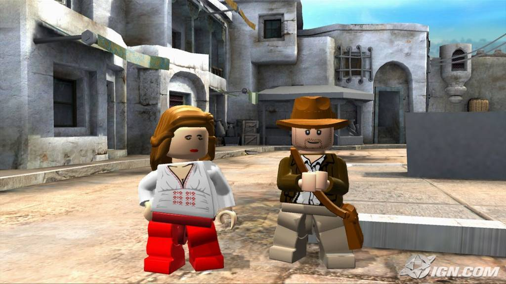 LEGO Indiana Jones: Th...