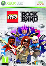 Hra pre Xbox 360 LEGO: Rock Band