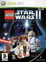 Hra pre Xbox 360 LEGO: Star Wars II - The Original Trilogy