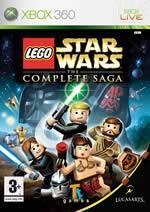 Hra pre Xbox 360 LEGO: Star Wars - The Complete Saga