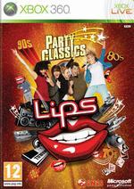 Hra pre Xbox 360 Lips: Party Classics