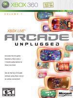 Hra pre Xbox 360 Live Arcade Unplugged