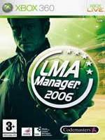 Hra pre Xbox 360 LMA Manager 2006