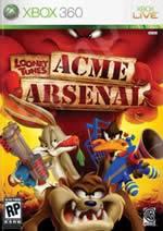 Hra pre Xbox 360 Looney Tunes: Acme Arsenal