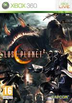 Hra pre Xbox 360 Lost Planet 2