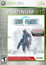 Hra pre Xbox 360 Lost Planet: Extreme Condition (Colonial edícia)