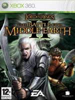 Hra pre Xbox 360 The Lord of the Rings: Battle for Middle Earth II
