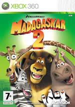 Hra pre Xbox 360 Madagascar 2: Escape to Africa