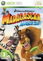 Hra pre Xbox 360 Madagascar Kartz