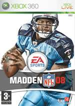 Hra pre Xbox 360 Madden NFL 08